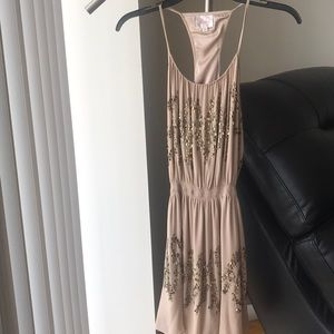 Silk and Sequin Summer Dress from Parker